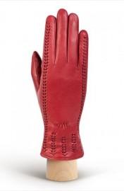 Перчатки женские 100% шерсть IS442 bordo (Eleganzza)