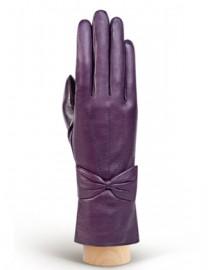 Перчатки женские 100% шерсть IS456 amethyst (Eleganzza)