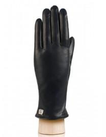 Перчатки женские 100% шерсть IS50-R black (Eleganzza)