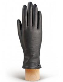Перчатки женские 100% шерсть IS50-R d.grey (Eleganzza)