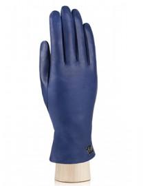 Перчатки женские 100% шерсть IS50-R electric blue (Eleganzza)