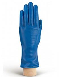 Перчатки женские 100% шерсть IS50 l.blue (Eleganzza)