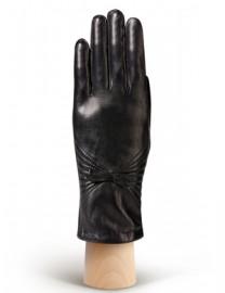 Перчатки женские 100% шерсть IS533 black (Eleganzza)