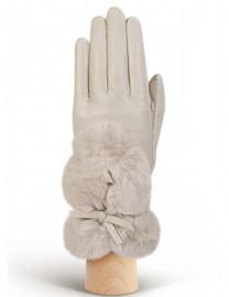 Перчатки женские 100% шерсть IS617 ivory (Eleganzza)
