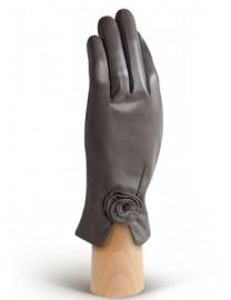 Перчатки женские 100% шерсть IS6758 grey (Eleganzza)
