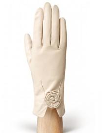Перчатки женские 100% шерсть IS6758 ivory (Eleganzza)