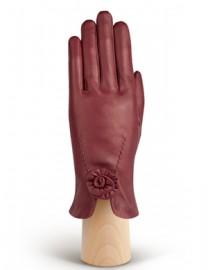 Перчатки женские 100% шерсть IS6758 merlot (Eleganzza)
