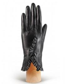 Перчатки женские 100% шерсть IS6821 black (Eleganzza)