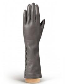 Перчатки женские 100% шерсть IS686 grey (Eleganzza)