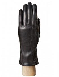 Перчатки женские 100% шерсть IS709 black (Eleganzza)