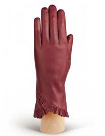 Перчатки женские 100% шерсть IS803 merlot (Eleganzza)