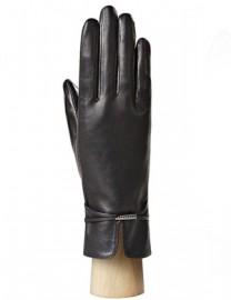 Перчатки женские 100% шерсть IS851 black (Eleganzza)