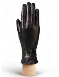 Перчатки женские 100% шерсть IS889 black (Eleganzza)