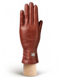 Перчатки женские 100% шерсть IS889 luggage (Eleganzza)