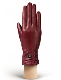 Перчатки женские 100% шерсть IS889 merlot (Eleganzza)
