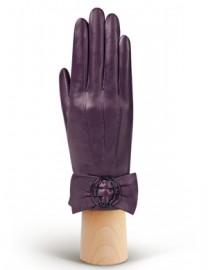 Перчатки женские 100% шерсть IS897 amethyst (Eleganzza)