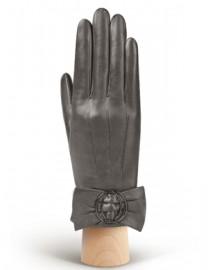 Перчатки женские 100% шерсть IS897 grey (Eleganzza)