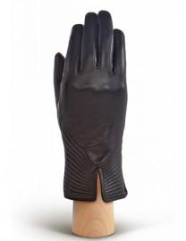 Перчатки женские 100% шерсть IS903 black (Eleganzza)