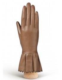 Перчатки женские 100% шерсть IS943 l.taupe (Eleganzza)