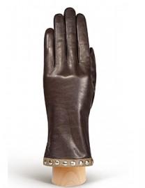 Перчатки женские 100% шерсть IS973 taupe (Eleganzza)
