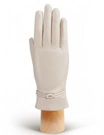 Перчатки женские 100% шерсть IS975 beige (Eleganzza)