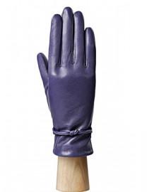 Перчатки женские 100% шерсть IS975 violetblue (Eleganzza)