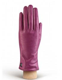Перчатки женские 100% шерсть IS990 cranberry (Eleganzza)