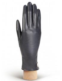 Перчатки женские 100% шерсть IS990 d.grey (Eleganzza)