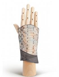 Перчатки женские без пальцев 260 l.grey (Eleganzza)