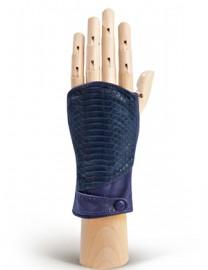 Перчатки женские без пальцев 260 violetblue (Eleganzza)