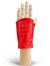 Перчатки женские без пальцев 360 coral (Eleganzza)