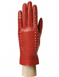 Перчатки женские без пальцев HP19 red (Eleganzza)