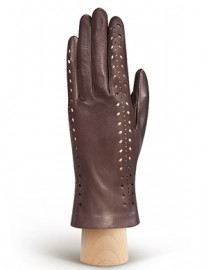 Перчатки женские без пальцев HP19 warm grey (Eleganzza)