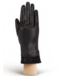 Перчатки женские без пальцев HP35 black (Eleganzza)