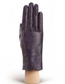 Перчатки женские без пальцев IS076 amethyst (Eleganzza)
