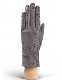 Перчатки женские без пальцев IS076 l.grey (Eleganzza)