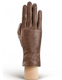 Перчатки женские без пальцев IS076 l.taupe (Eleganzza)