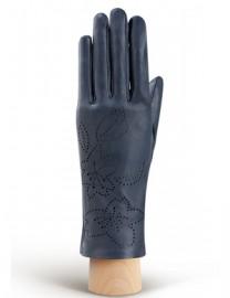 Перчатки женские без пальцев IS078 midnight blue (Eleganzza)