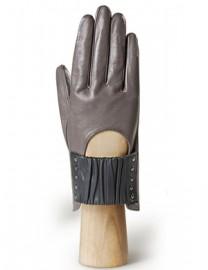 Перчатки женские без пальцев IS1008 grey (Eleganzza)