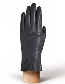 Перчатки женские без пальцев IS327 black (Eleganzza)