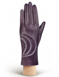 Перчатки женские без пальцев IS391 amethyst/lavender (Eleganzza)