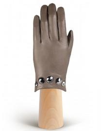Перчатки женские без пальцев IS45 warm grey (Eleganzza)