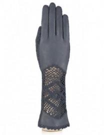 Перчатки женские без пальцев IS76020 grey (Eleganzza)