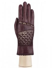 Перчатки женские без пальцев IS76022 cabernet (Eleganzza)