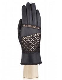 Перчатки женские без пальцев IS76022 charcoal (Eleganzza)