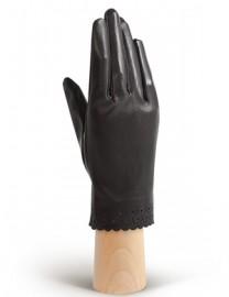Перчатки женские без пальцев IS807 black (Eleganzza)