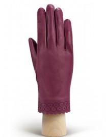 Перчатки женские без пальцев IS807 cranberry (Eleganzza)