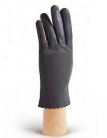 Перчатки женские без пальцев IS807 d.grey (Eleganzza)