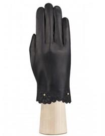 Перчатки женские без пальцев IS837 black (Eleganzza)