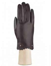Перчатки женские без пальцев IS837 brown (Eleganzza)